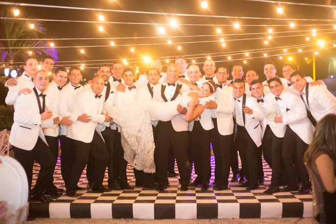 Los hombres de tu boda
