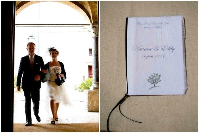 Un perfetto matrimonio black&white
