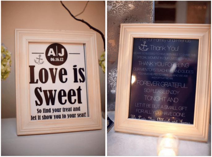 Ideas originales para una boda perfecta - Foto Abby Grace Photography