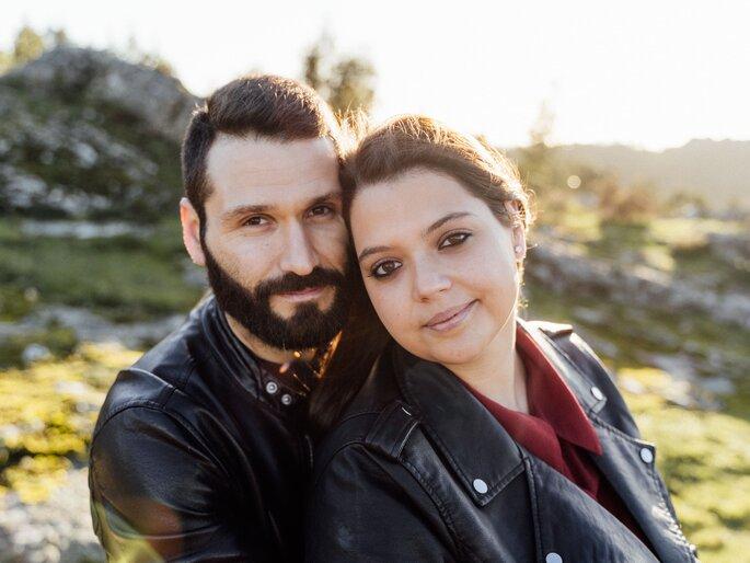 Mariana e Pedro ainda solteiros