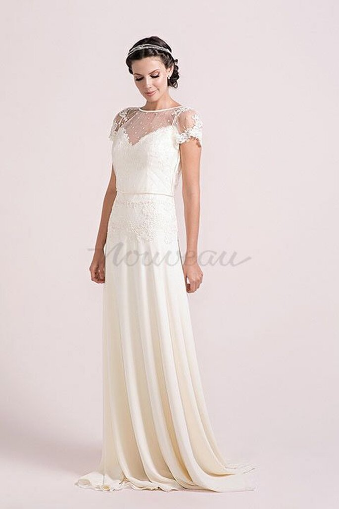 Vestido Nouveau por Giselle Nasser
