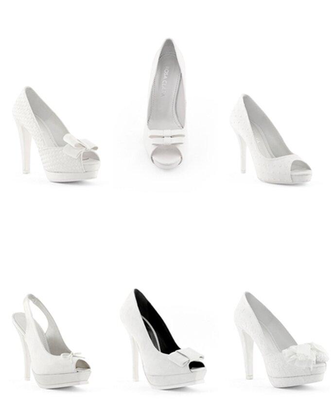 zapatos de novia de Rosa Clará 2013