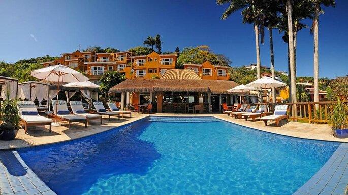 Bahiamarela Boutique Hotel