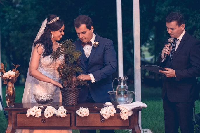 ritual casamentos
