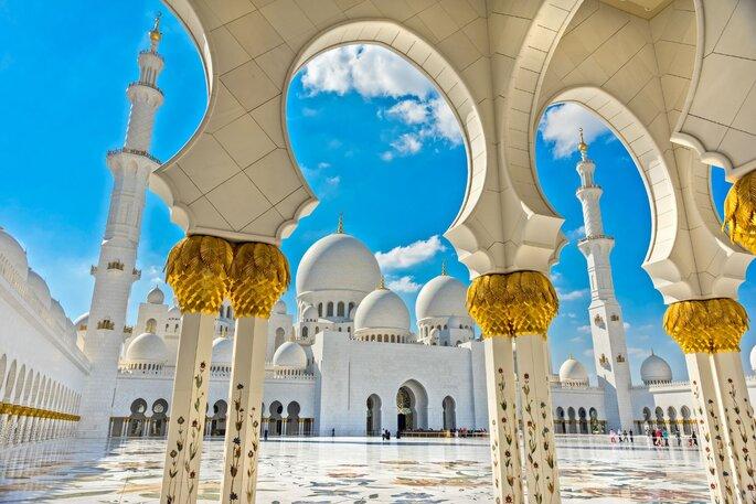 Flitterwochen in den Vereinigten Arabischen Emiraten
