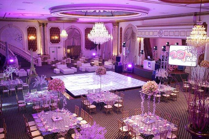 Los 14 mejores salones para boda en monterrey lo m s - Los mejores salones decorados ...