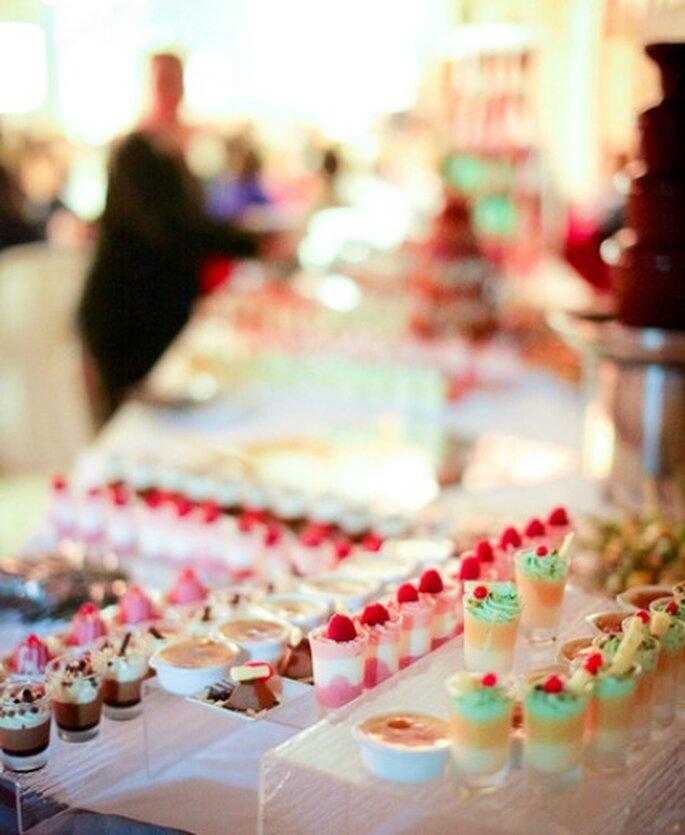 Cocktail de mariage ou vin d'honneur : des moments phares du grand jour ! - Photo : Carnets de Mariage