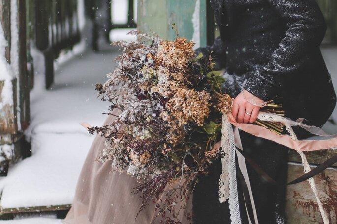 Сухоцветы: Гортензия. Мечты..Цветы..
