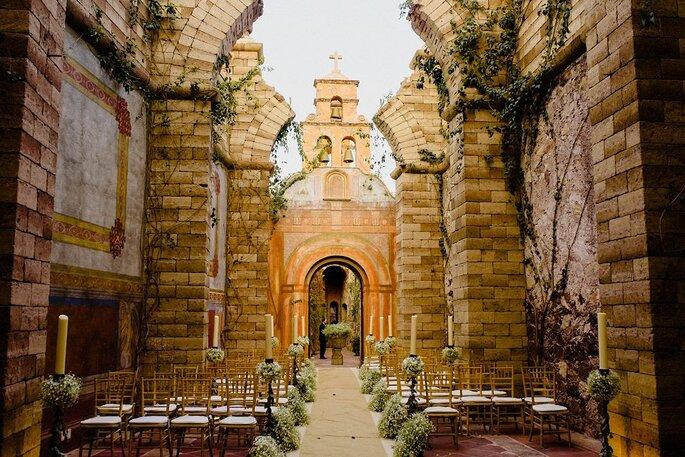 Las 12 mejores haciendas para una boda en Querétaro: El