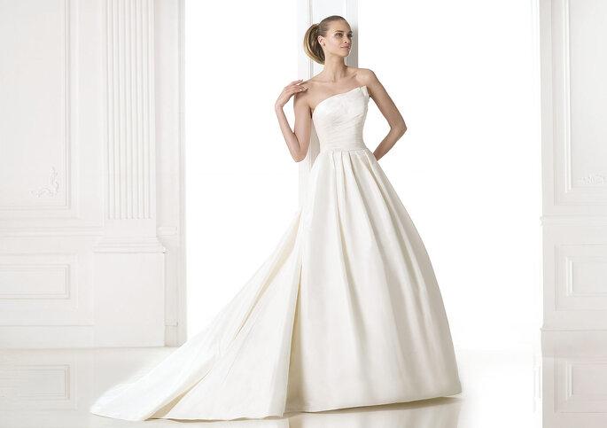Prinzessinnen-Brautkleider 2015 einmal anders