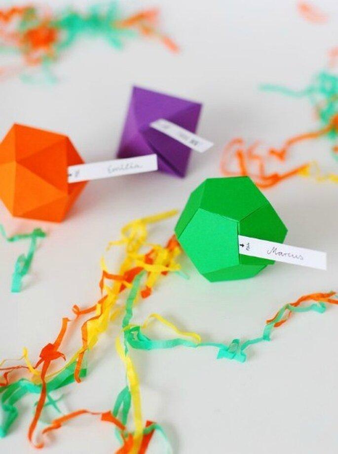 Schöne Boxen für kleine Geschenke, Foto: Wedding Clan