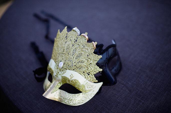 Como seria a festa de casamento dos protagonistas das 50 Sombras de Grey. Foto Chowen Photography