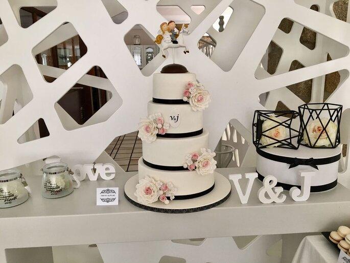 Petit Cake, Dulces y tartas de boda Pontevedra