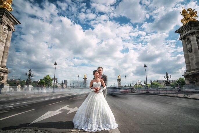 Nomadist Moon - Photographe de mariage - Paris