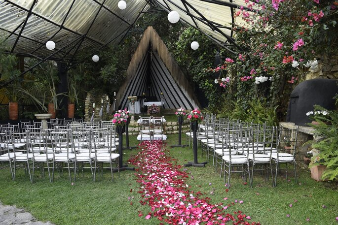 Abadía El Faro Hacienda para bodas Bogotá