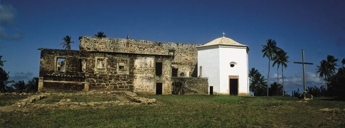 Castelo Garcia D'Ávila - 8 melhores locais para se casar em Salvador