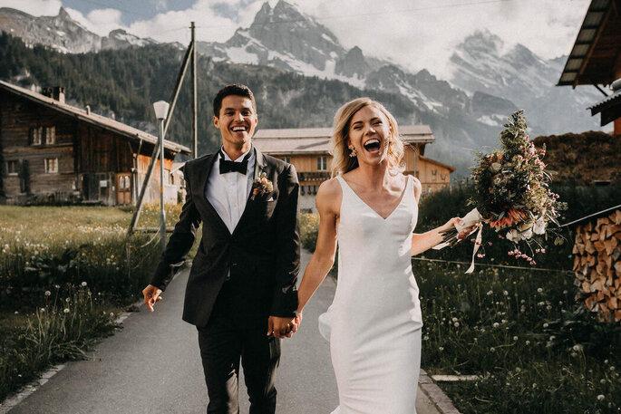 CAKE AND CONFETTI EVENTS plant Hochzeiten