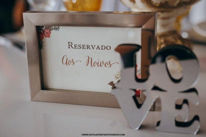 Reservado noivos