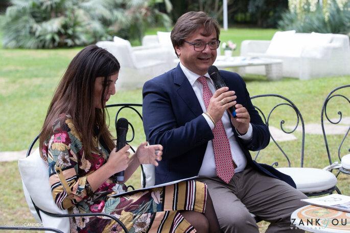 Angelo Garini, architetto ed event planner noto in tutta Europa, ci presenta Tramontano Gioielli