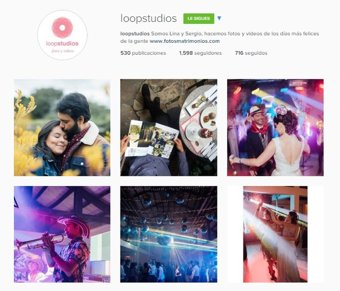 Imagen Vía Instagram Loopstudios