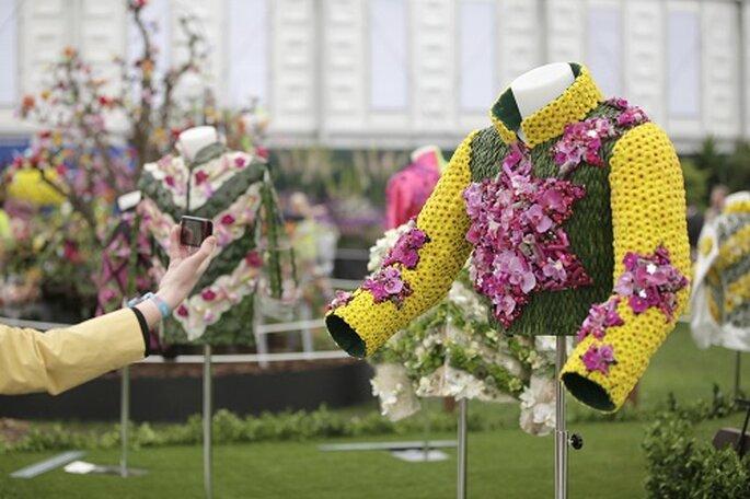La creatividad es clave en la jardinería contemporánea. Foto: Chelsea Flower Show