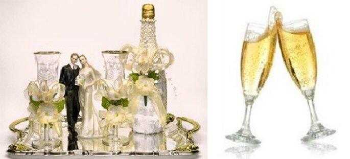 Es una ocasión muy especial hay que brindar con un buen trago
