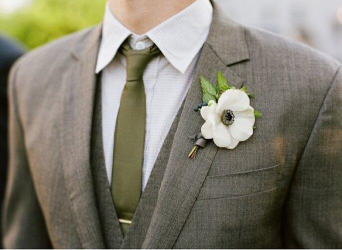 Mariage en hiver - source : tie the knot