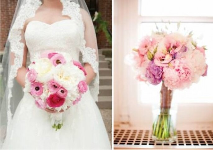 Die rosa Hochzeit - Foto: bellethemagazine.com