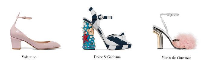 Valentino, Dolce & Gabbana, Marco de Vincenzo