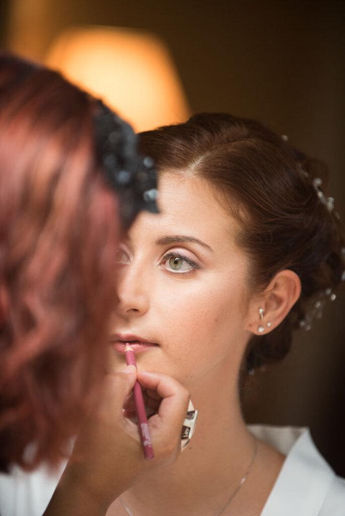 Pop Wedding Make up