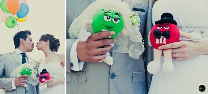 Organizar la lista de bodas es cosa de dos. Foto:Flaiifotografia.com