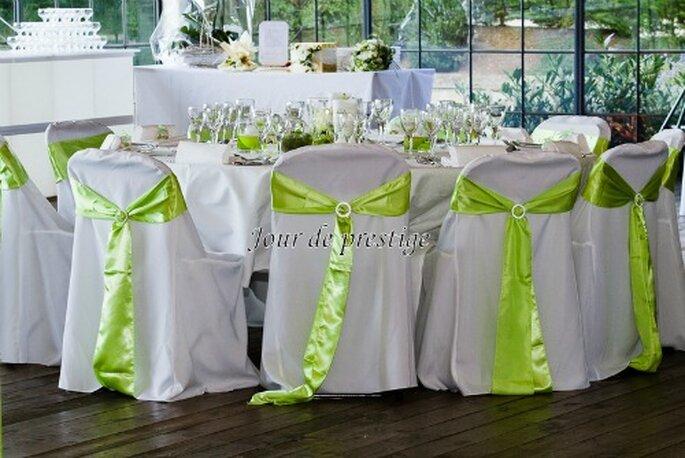 La décoration de mariage se trouve dans les moindres détails ! - Photo : Jour de Prestige