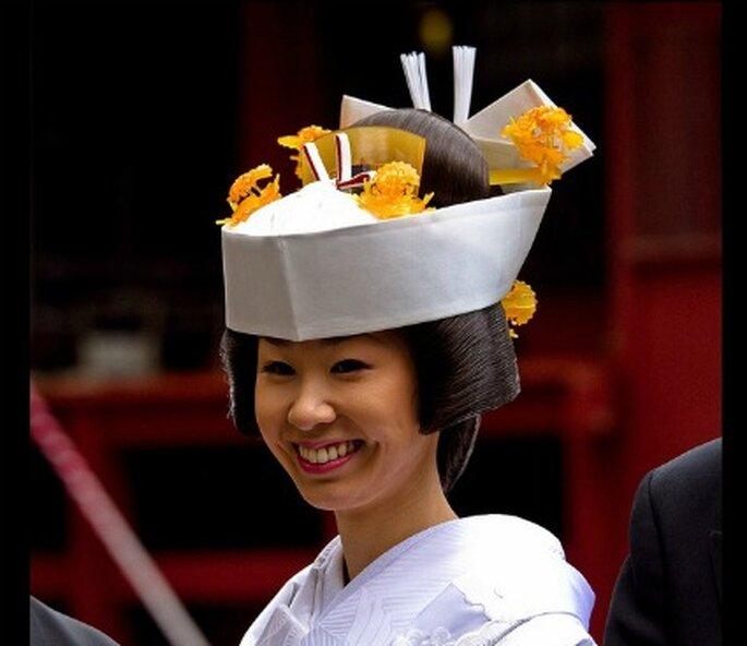 Maquillaje para novia oriental. Foto: zilverbat