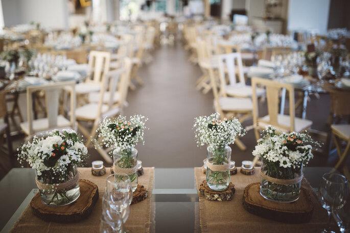 Como organizar um casamento minimalista em cinco passos