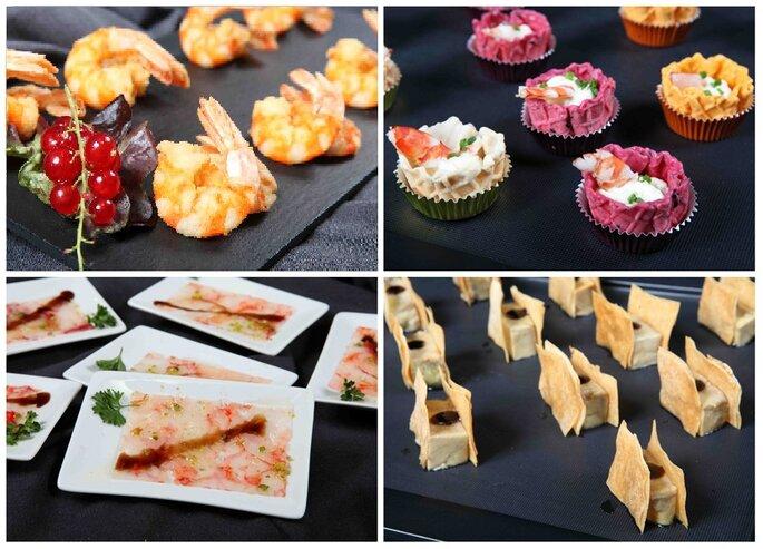 Cómo escoger el catering para mi boda
