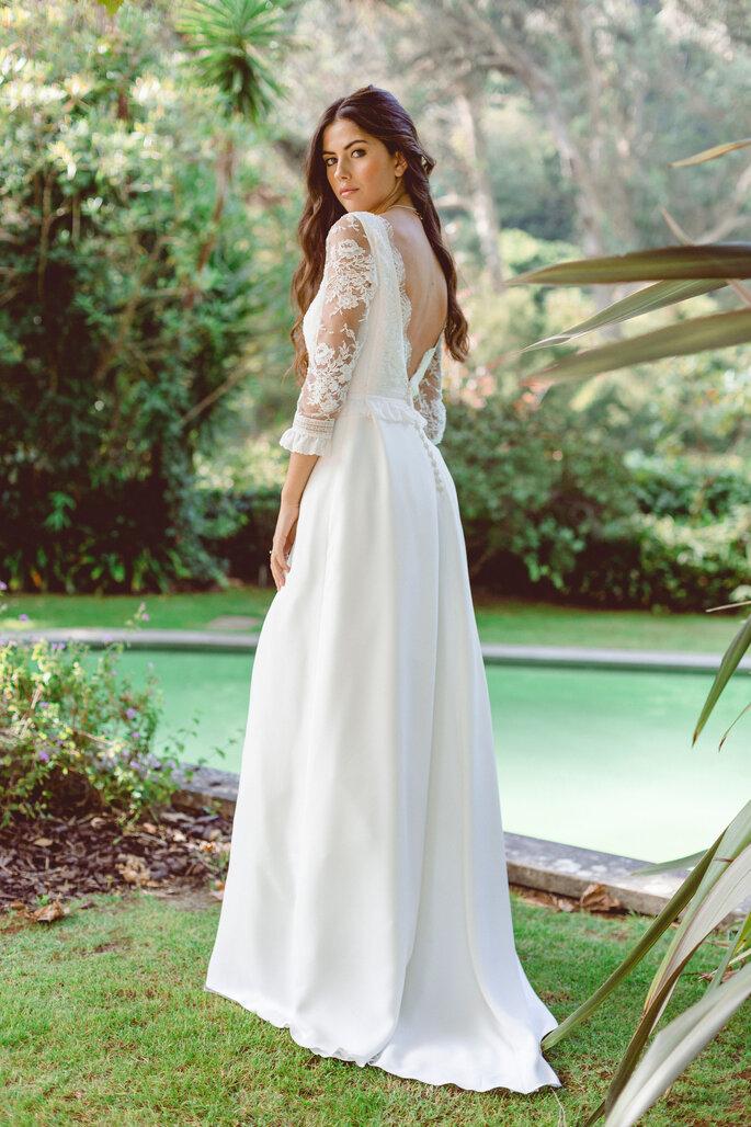 vestidos de noiva Joana Montez