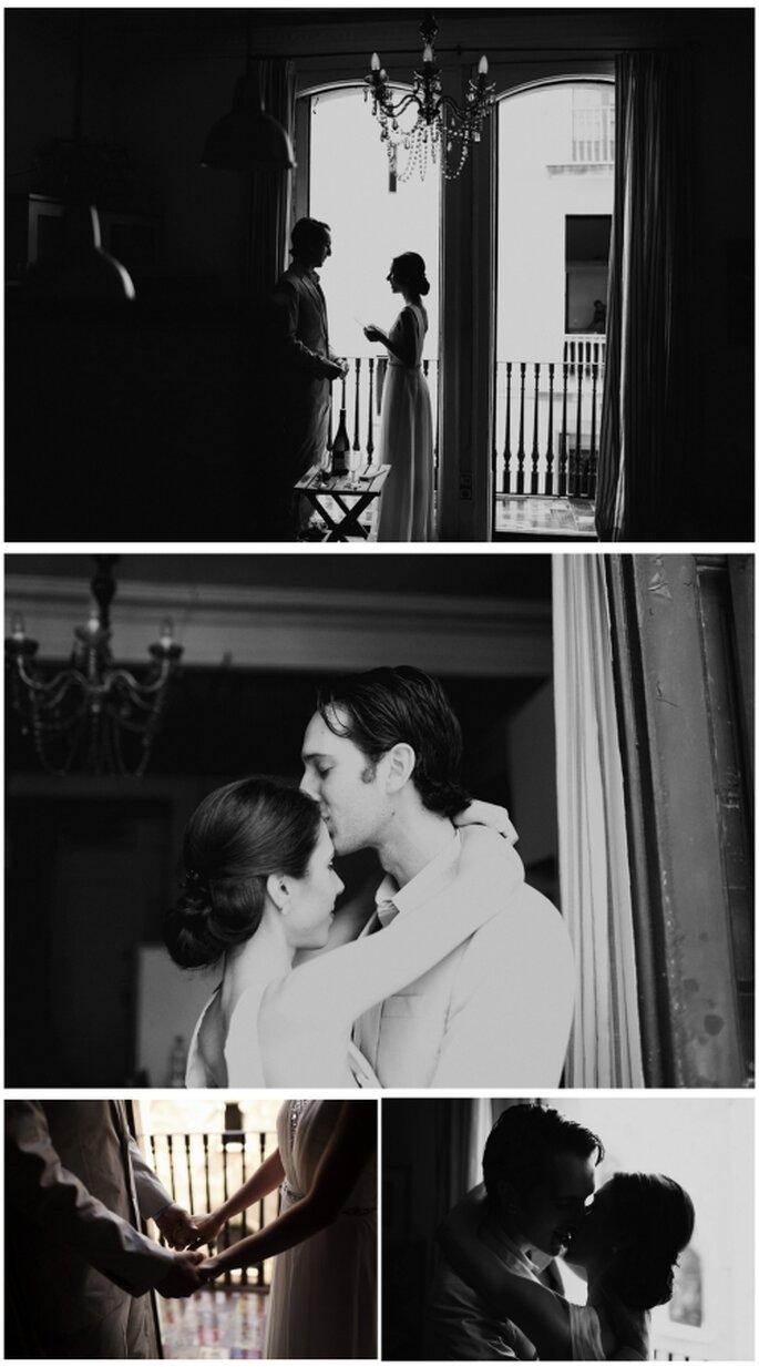Regalo para tu novio el día de la boda. Foto: Roberto Ramos