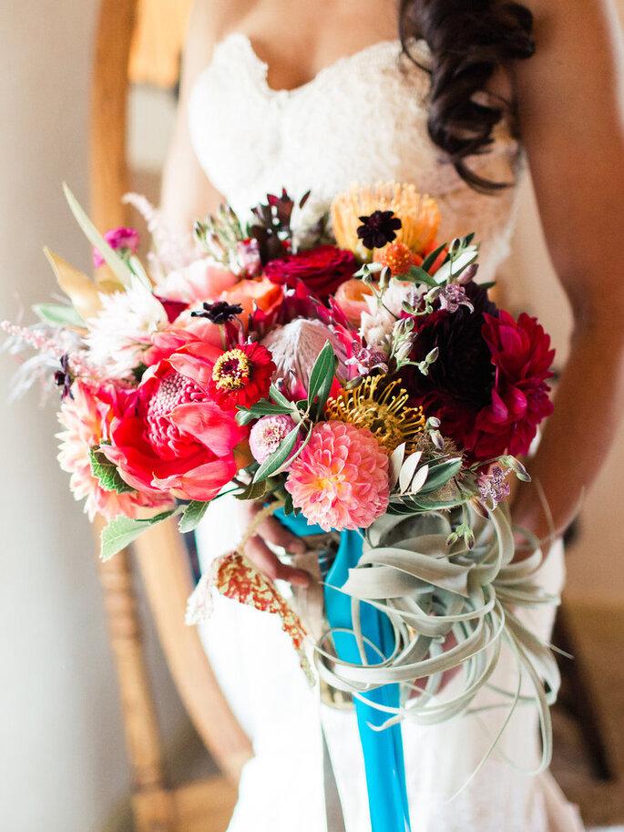 Tendencias de flores extraordinarias para bodas 2015 - Oleander Floral