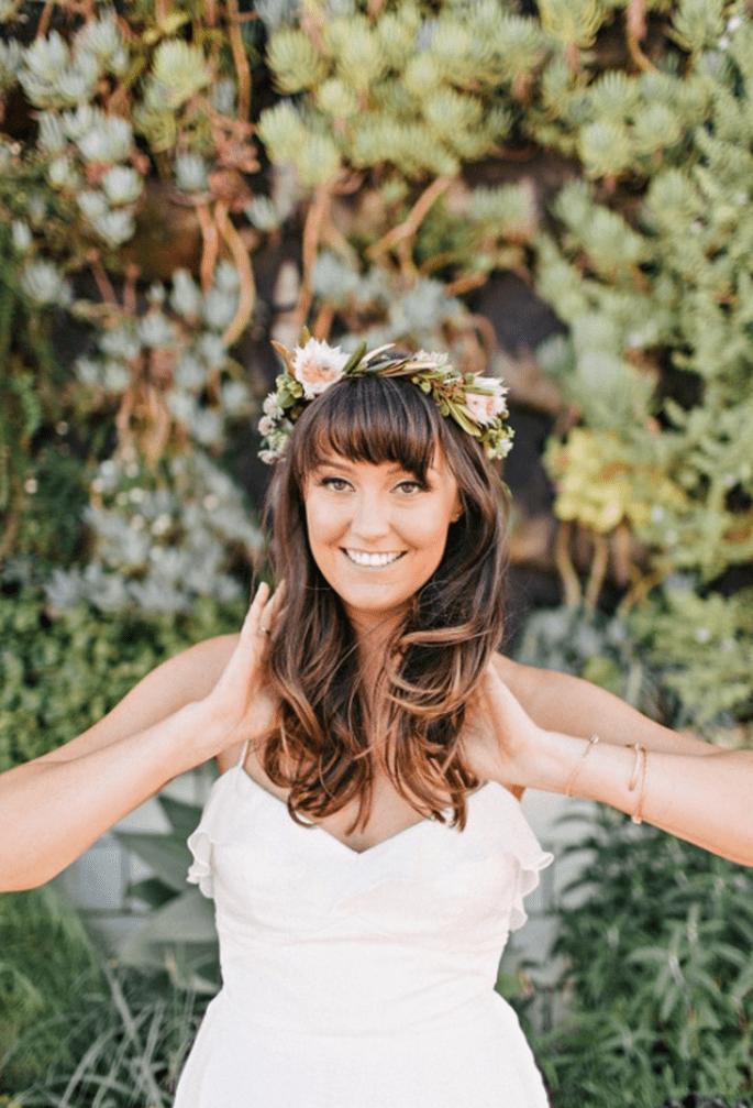 La novia perfeccionista tiene planeado cada centímetro de su boda - Foto Sweet Little Photographs
