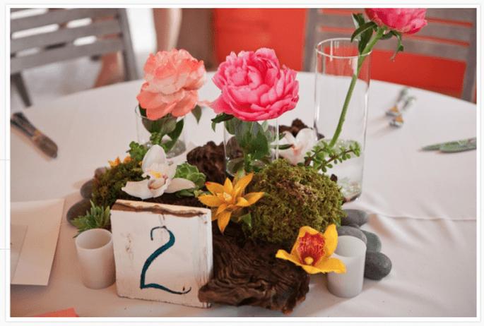 #MartesDeBodas: Tendencias en ramos de novia y centros de mesa - Foto Thompson Photography Group