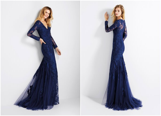 7ba7e7b32d27 The Hottest Necklines For Your Evening Wear  Discover Which Suits ...