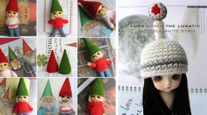 Sombreros cotillón    fotos: Hello Mizu