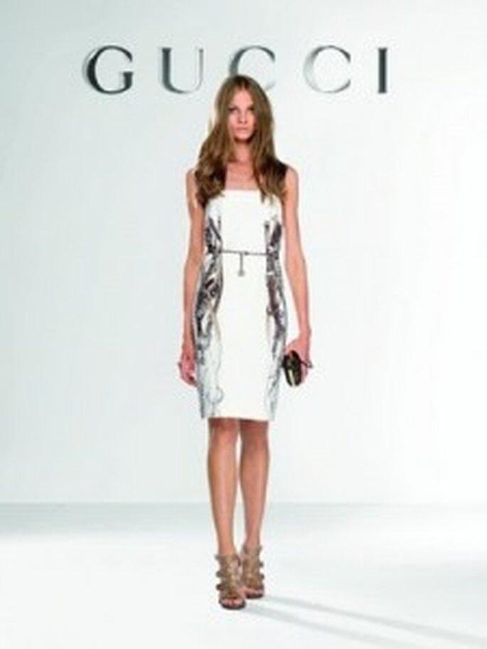 Vestiti Eleganti Gucci.Vestiti Da Festa Gucci 2011