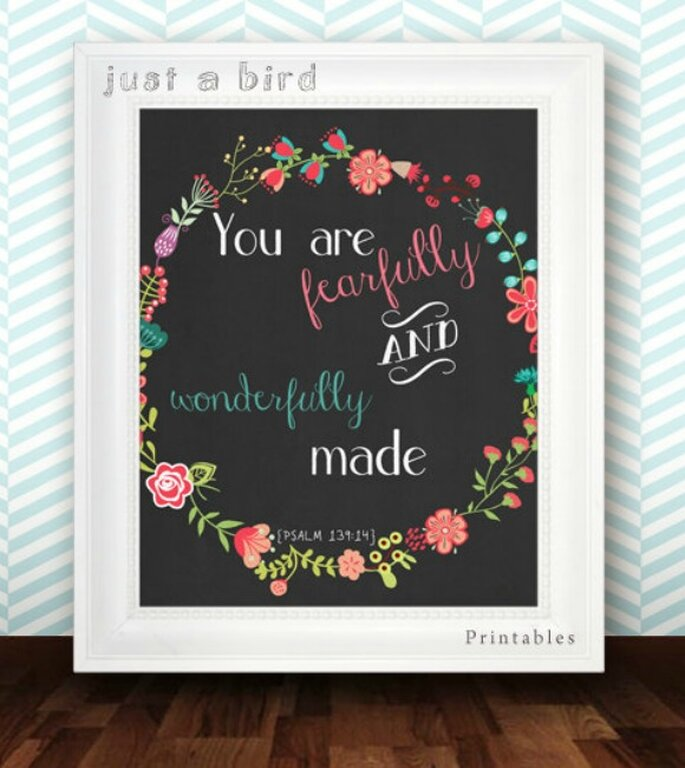 Photo: Just A Bird Printables via Etsy