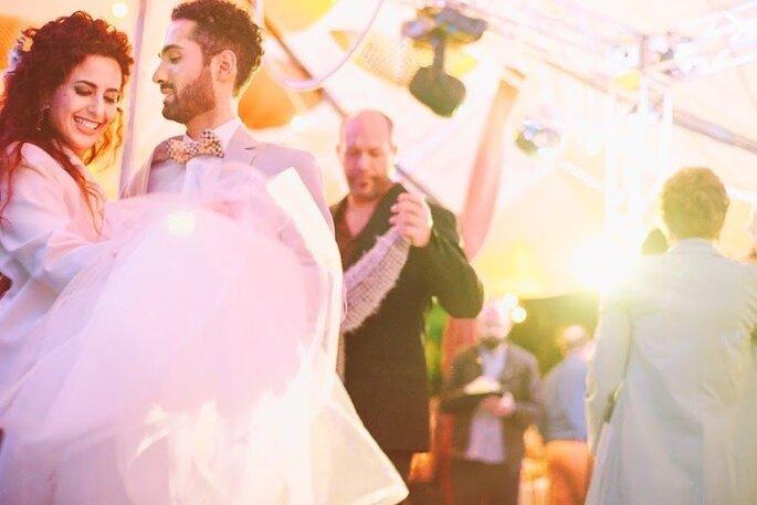 Difícil errar com um destination wedding como esse