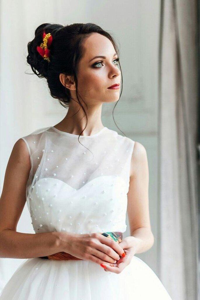 Свадебный стилист Наталья Зинич