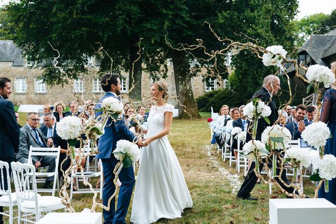 cérémonie laïque- mariage Bretagne morbihan