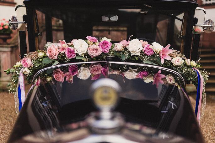 Die Blumentante - Dekorationen und Floristik