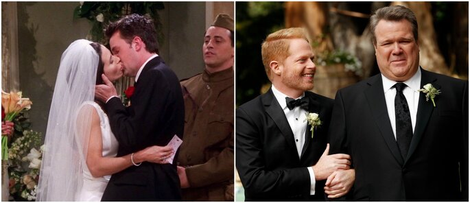 Friends/Modern Family