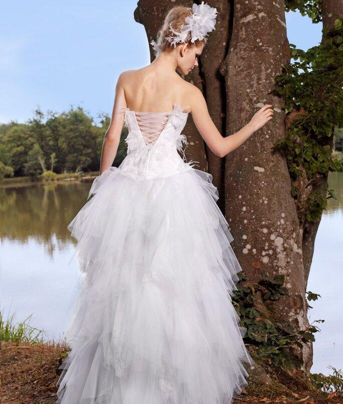 Robe de mariée Rosi Strella - Fée glace